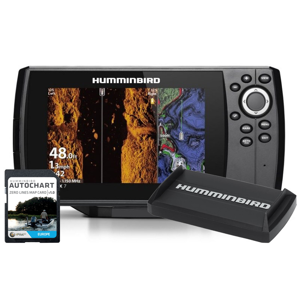 Echolot Humminbird Helix 7X CHIRP MSI GPS G3