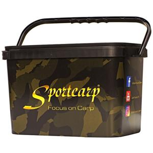 Kbelík Sportcarp Camou Bucket 5l
