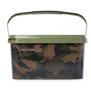 Kbelík Sonubaits Camo Bucket 5l