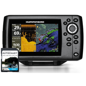 Humminbird Sonar Echolot Helix 5x DI GPS