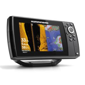 Echolot Humminbird Helix 7 CHIRP SI GPS G2