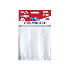 25ks - Sáček PVA Master Bags 100x120mm
