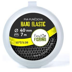 Náhradní PVA Punčocha Easy Fishing Elastic Hard 7m 40mm