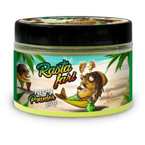 Práškový Dip Radical Neon Powder 50gr Rastafari