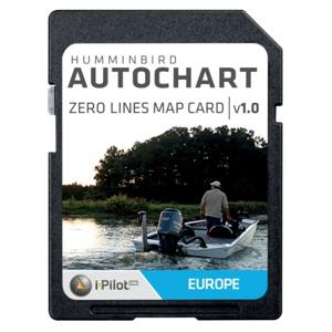 SD Karta Humminbird Autochart Z Line Card