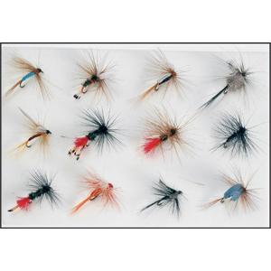 Sada Mušek JSA Fish Fly 12ks