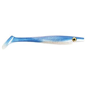 Nástraha Strike Pro Pig Shad 23cm 90gr Blue Pearl