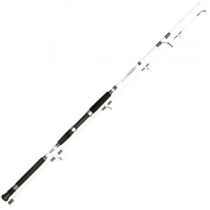 Sumcový rybářský Prut zebco great white light lure 2,40m 30-160gr