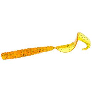 6ks - Gumová Nástraha Flagman Vibrotail Sly 10cm Honey