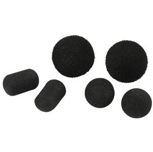 Pěnová Nástraha Carp Spirit Tac Tics Foam Baits 12ks Black