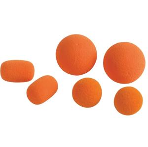 Pěnová Nástraha Carp Spirit Tac Tics Foam Baits 12ks Orange