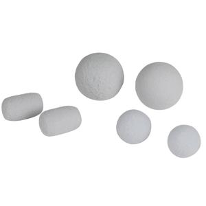 Pěnová Nástraha Carp Spirit Tac Tics Foam Baits 12ks White