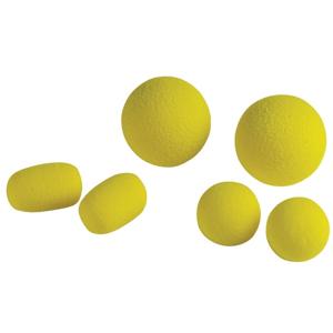 Pěnová Nástraha Carp Spirit Tac Tics Foam Baits 12ks Yellow