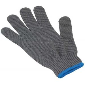 Ocelové Rukavice Aquantic Safety Steel Glove