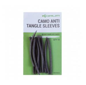 10ks - Gumový Převlek Korum Camo Anti Tangle Sleeves