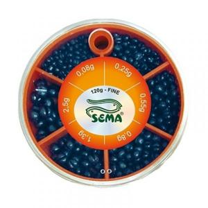 Broky Sema Suretti Dělené 120g - Jemné