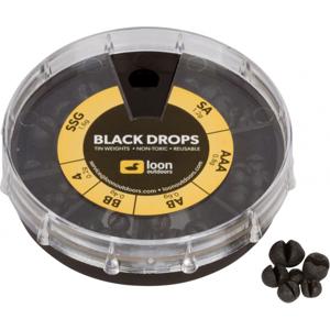 Zátěže Loon Outdoors Black Drop - 6 Division