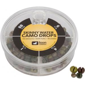 Zátěže Loon Outdoors Camo Drop - 4 Division - Skinny Water