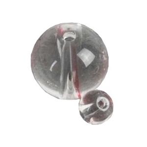 Skleněné Korálky Pike Fishing Sucks Round Glass Beads 8mm