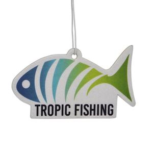 Vůně do Auta Tropic Fishing Orange & Ginger