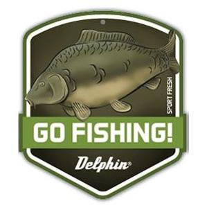 Vůně do Auta Delphin Go Fishing! Carp Sport Fresh