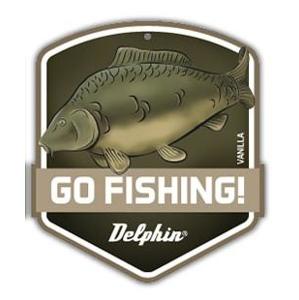 Vůně do Auta Delphin Go Fishing! Carp Vanilla