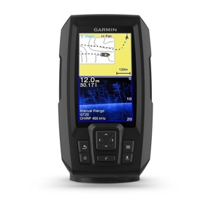 Sonar Garmin Fishfinder Striker 4cv Plus + Sonda