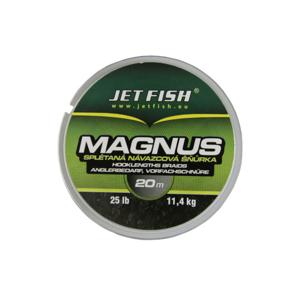 Návazcová Šňůra JetFish Magnus 25lb 20m