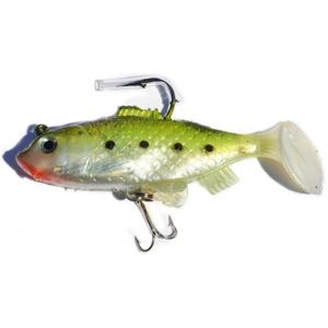 Gumová rybka sellior j504 8cm 2ks
