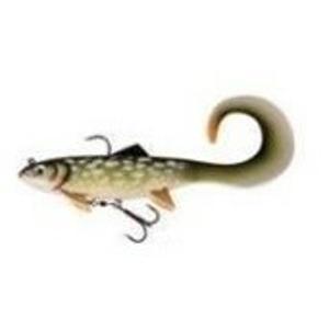 Gumová Nástraha Effzett Pike Seducer Curl Tail 18cm 85gr Pike