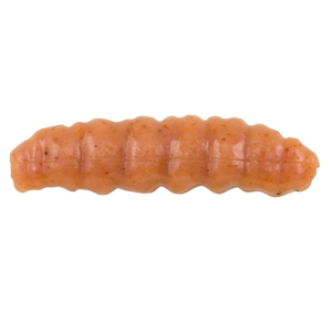 18ks - Gumová Nástraha Berkley GULP! Honey Worm 3,3cm Natural