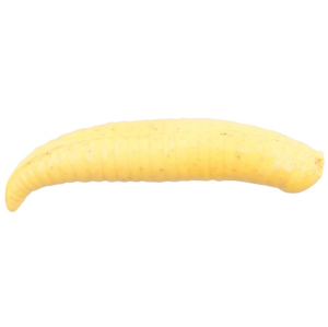 14ks - Červ Berkley Gulp Pinched Crawler 2,5cm Chunky Cheese