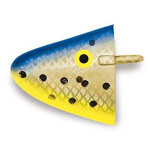Systém pro Držení Nástrahy Rhino Bait Holder Medium 3ks Gold Swedish Flag