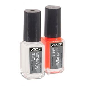 Značkovač MS Range Line Marker 5ml Bílá