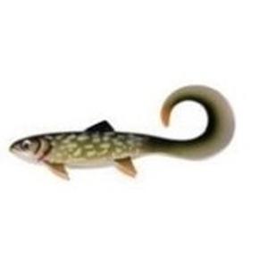 Gumová Nástraha DAM Effzett Pike Seducer Curl Tail Loose Body 23cm 85gr Pike