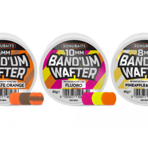 Nástraha Sonubaits Band'um Wafters 10mm Krill & Squid