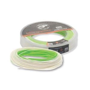 Muškařská Šňůra Scierra Salmon Integrated II White/Spring Green DH10 33,5m