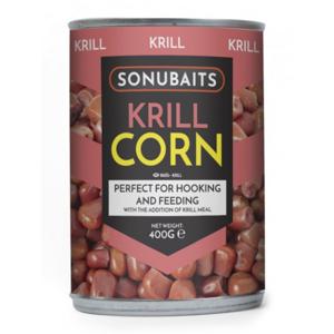 Kukuřice Sonubaits Krill Corn 400gr