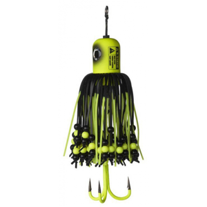 Nástraha MADCAT A-Static Clonk Teasers Fluo Yellow UV #3/0 200gr