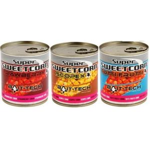 Kukuřice Bait-Tech Super Sweetcorn 300gr Tutti Frutti