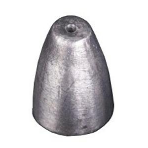Olověná Zátěž Pike Fishing Sucks Bullet Sinkers 3,5gr