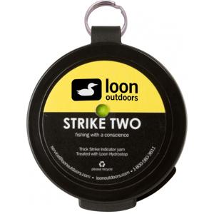 Šňůra na Indikátory Loon Outdoors Strike Two Žlutá