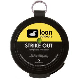 Šňůra na Indikátory Loon Outdoors Strike Out Žlutá