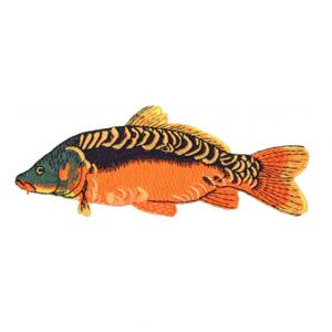 Nášivka JSA Fish Kapr A Délka 9cm