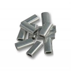 Spojky MADCAT Aluminium Sleeves 16ks 1,00mm