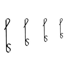 Rychlospojka Jaxon Klix 10ks Velikost 0