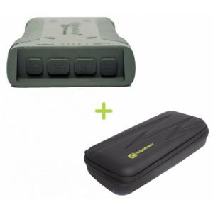 Powerbanka RidgeMonkey Vault C-Smart Wireless 26950mAH Green + GorillaBox 295