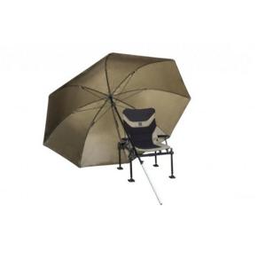Deštník Korum Super Steel Brolly