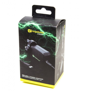 Nabíječka RidgeMonkey Vault 45W USB-C Mains Power Adaptor