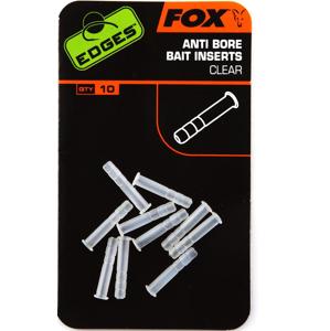 Vsuvky Fox proti Poškození Boilies Anti Bore Bait Inserts 10ks